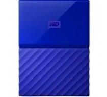 Western Digital My Passport 2TB Blue | WDBS4B0020BBL-WESN