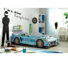 Gulta CARS Police Blue
