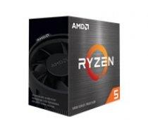 AMD Ryzen 5 5600X - 3.7 GHz - 6-core - 12 threads - 32 MB cache - Socket AM4 - Box/ 100-100000065BOX