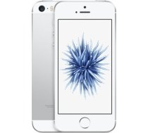 Apple iPhone SE 64GB silver !RENEWED!