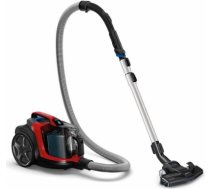 Vacuum Cleaner|PHILIPS|PowerPro Expert FC9729/09|Canister/Bagless|750 Watts|Capacity 2 l|Noise 76 dB|Red|Weight 5.5 kg|FC9729/09