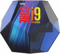 CPU Intel Core i9-9900K / LGA1151v2 / Box ### 8 Cores / 16 Threads / 16M Cache
