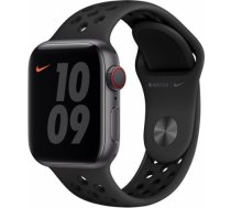 Apple Watch Nike Series 6 space grey aluminium 40mm 4G anthracite/black sport band DE
