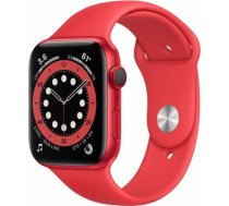 Apple Watch Series 6 red aluminium 44mm 4G (product) red sport band DE