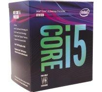 CPU Intel Core i5-8500 / LGA1151v2 / Box ###
