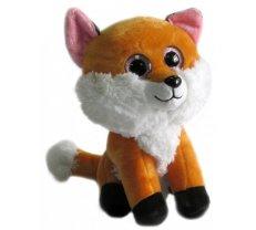Mīkstās rotaļlietas - Mīkstā rotaļļieta Lapsēns 25 cm SUN DAY L0207