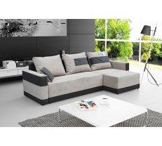 Dīvāni Izvelkamais stūra dīvans  ARIA
