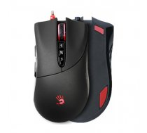 A4Tech Bloody Gaming Mouse V3M Wired USB, with metal feet (Black)