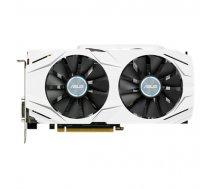 ASUS DUAL-GTX1060-O6G/NVIDIA GeForce GTX 1060/192-bit/8008 MHz/1280 core/GDDR5 6GB/DVI-D/2xHDMI 2.0/DP/HDCP