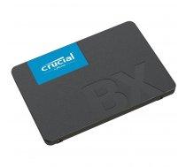 Crucial BX500 960GB 3D NAND SATA 2.5-inch SSD 960GB 2.5-inch internal SSD • SATA 6.0Gb/s • 540 MB/s Read, 500 MB/s Write