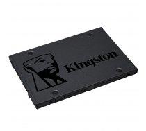 Kingston SSD 480GB A400 SATA3 2.5 SSD (7mm height), TBW 160TB, EAN: 740617263442