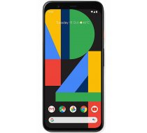 GOOGLE Pixel 4 64GB clearly white (G020M) Viedtālrunis