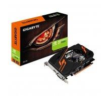 Gigabyte GeForce GT 1030 OC 2G, 2GB GDDR5, DVI