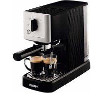 Krups Calvi XP3440 coffee maker (1450W color silver)