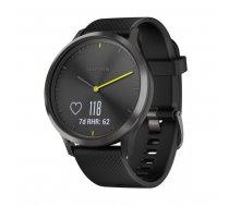 Garmin 010-01850-01 Vivomove HR Sport Fitness Tracker Black