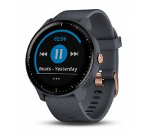 GARMIN Vivoactive 3 Music Granite Blue / Rose Gold Hardware