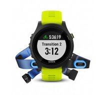 GARMIN Forerunner 935 XT Black-Yellow Tri Bundle