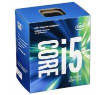 Intel CORE I5-7500 Processors (CPU)