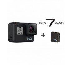 GOPRO Hero 7 Black + Battery