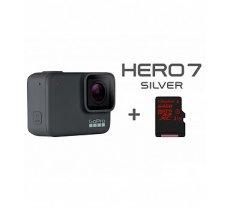 GOPRO Hero 7 Silver + Micro SD 64gb U3 Kingston