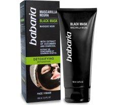 Babaria Black Detox Mask 100ml