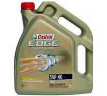 Castrol EDGE TURBO DIESEL TITANIUM FST 5W-40, 5l.  5W40