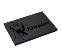 Kingston SSD 480GB A400 SATA3 2.5 SSD (7mm height), TBW 160TB, EAN: