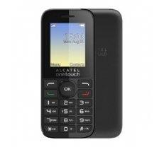 Mobilais telefons Alcatel 1016G Onetouch, Volcano black
