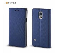 Forever Magnēstikas Fiksācijas Sāniski atverams maks bez klipša Huawei P20 Pro / Plus Tumši Zil