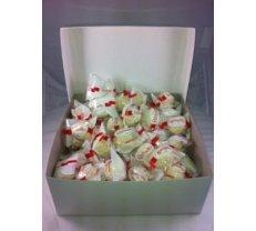 Dāvanu kaste ar Raffaello konfektēm