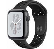 Apple Watch Series 4 44mm NIKE+ Aluminum Anthracite/Black Band MU6L2ZP/A