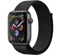 Apple Watch Series 4 40mm Aluminum Space Grey/Black Loop MU672FD/A