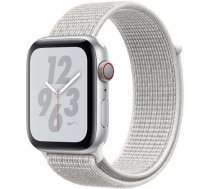 Apple Watch Series 4 40mm NIKE+ Aluminum Silver/Summit White Loop MU7F2WB/A