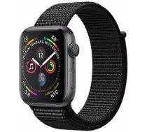 Apple Watch Series 4 44mm Aluminium Space Gray/Black Loop MU6E2ZP/A