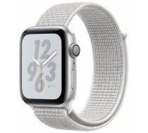 Apple Watch Series 4 44mm NIKE+ Aluminium Silver/White Loop MU7H2ZP/A