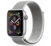 Apple Watch Series 4 44mm Aluminum Silver/Seashell Loop MU6C2ZP/A