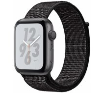 Apple Watch Series 4 40mm NIKE+ Aluminum Space Grey/Black Loop MU7G2ZP/A