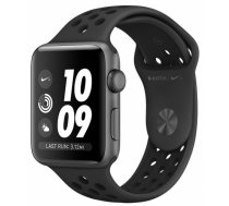 Apple Watch Series 3 38mm GPS NIKE+ Anthracite/Black MQKY2ZP/A
