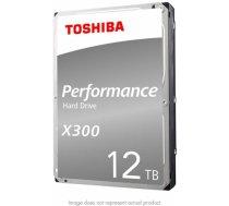 Toshiba X300 12TB 7200RPM 256MB SATAIII HDWR21CEZSTA BOX HDWR21CEZSTA