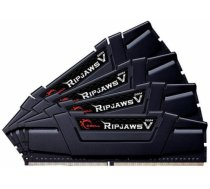 G.SKILL RipjawsV 32GB 3000MHz CL14 DDR4 DIMM KIT OF 4 F4-3000C14Q-32GVK F4-3000C14Q-32GVK