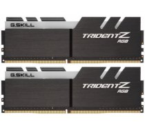 G.SKILL Trident Z RGB 16GB 3200MHz CL14 DDR4 KIT OF 2 F4-3200C14D-16GTZR F4-3200C14D-16GTZR