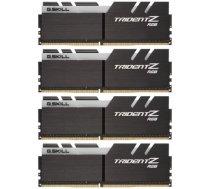 G.SKILL Trident Z RGB 32GB 2666MHz CL18 DDR4 KIT OF 4 F4-2666C18Q-32GTZR F4-2666C18Q-32GTZR