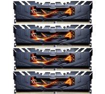 G.SKILL Ripjaws4 32GB 2400MHz DDR4 CL15 DIMM KIT OF 4 F4-2400C15Q-32GRK F4-2400C15Q-32GRK