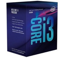 Intel® Core™ i3-8100 3.60 GHz 6M LGA1151 BX80684I38100 BX80684I38100