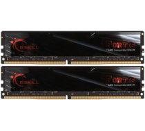G.SKILL Fortis for AMD Black 32GB 2400MHz CL16 DDR4 KIT OF 2 F4-2400C16D-32GFT F4-2400C16D-32GFT