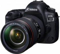 Canon EOS 5D Mark IV Body EF 24-105mm f/4L IS II USM Lens Kit 1483C010