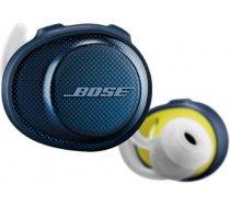 Bose SoundSport Free True Wireless Earphones Navy/Citron 774373-0020
