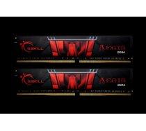 G.Skill Aegis DDR4 16GB (2x8GB) 3000MHz CL16 1.35V XMP 2.0 F4-3000C16D-16GISB