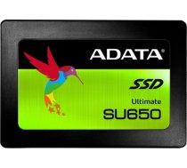 SSD ADATA Ultimate SU650 120GB SATA3 (ASU650SS-120GT-R) ASU650SS-120GT-R