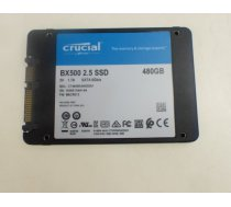SSD Crucial BX500 480GB SATA3 (CT480BX500SSD1) [outlet]